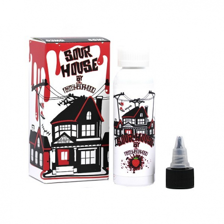 Neighborhood E-Juice - Sour Strawberry 60ml - Svapo Shop