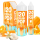 120 Cream Pop E-Liquid - Svapo Shop