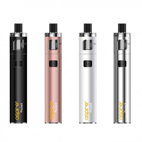 PockeX Pocket Aio Starter Kit 1500mAh Aspire - Svapo Shop