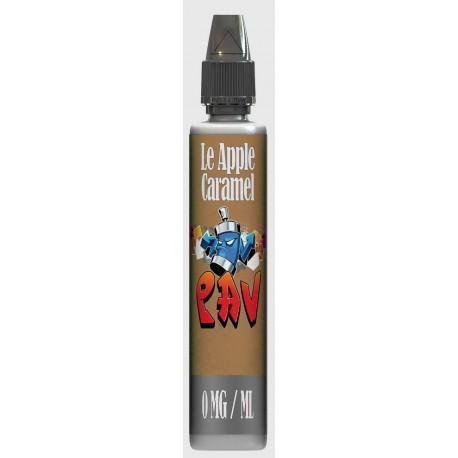 E-liquide PAV - Apple Caramel - Mr Brewer