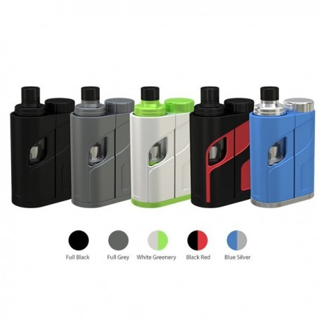 Kit iKonn Total avec Ello Mini XL 5.5 ml Eleaf - Svapo Shop