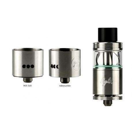 Cylin Plus RTA/RDA Tank Kit - Wismec - Svapo Shop