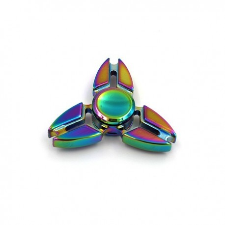 Hand Spinner @3 rainbow - Svapo Shop