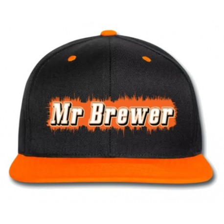 Snapback Mr Brewer