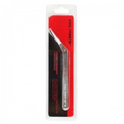 Ceramic Tweezers (Bent) Coil Master - Svapo Shop