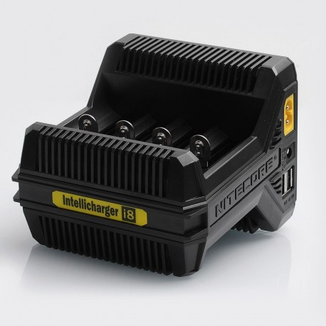 Chargeur intelligent i8 EU edition - Nitecore - Svapo Shop