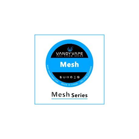 Mesh Vandy Vape SS316L - Svapo Shop