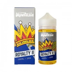 Royalty II 100ml Vapetasia - Svapo Shop