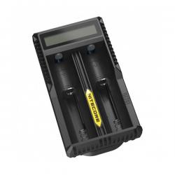 Chargeur d'accus UM20 Nitecore USB - Li ion, IMR - Svapo Shop