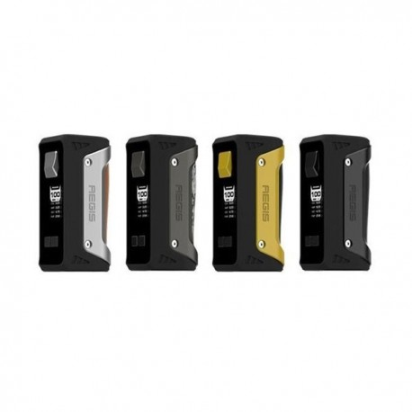 Box Aegis 100W TC Geekvape - Svapo Shop