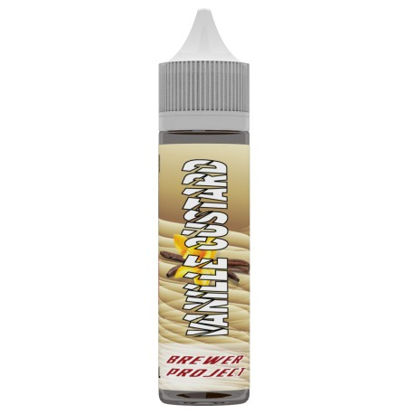 E-liquide Vanille Custard - Mr Brewer