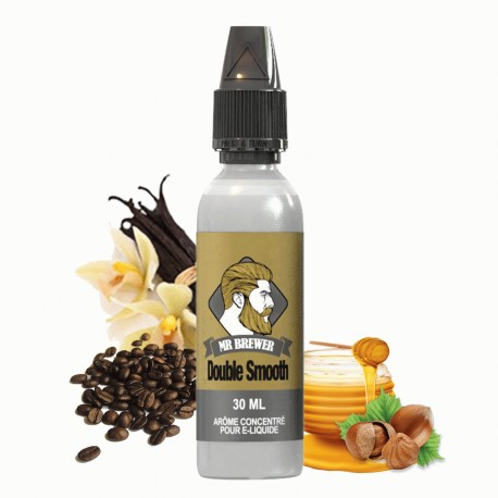 Double Smooth 30ml - Mr Brewer