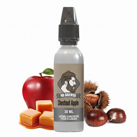 Chestnut Apple 30 ML - mr Brewer