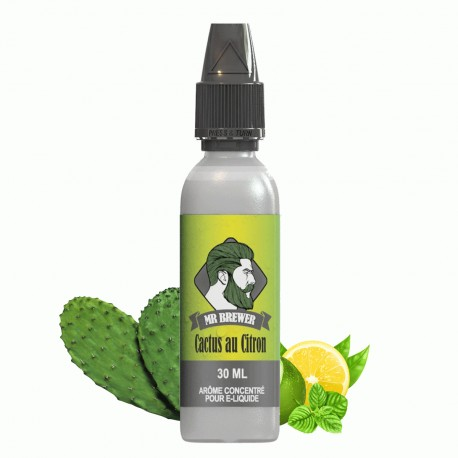 Arôme Concentré Cactus au citron 30ml - Mr Brewer