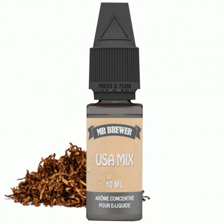 Arôme Concentré USA Mix 10ml - Mr Brewer