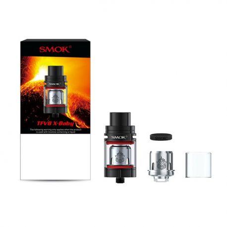 Clearomiseur TFV8 X Baby 4ml Smok - Svapo Shop
