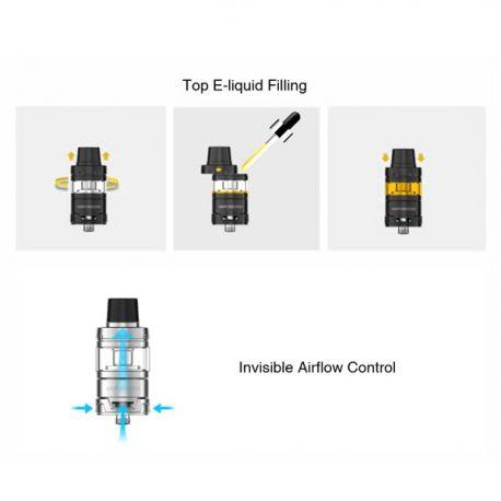 Kit Armour Pro avec Cascade Baby 5ml Vaporesso - Svapo Shop