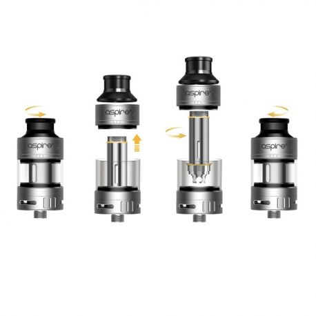 Clearomiseur Cleito Pro 2/3ml Aspire - Svapo Shop