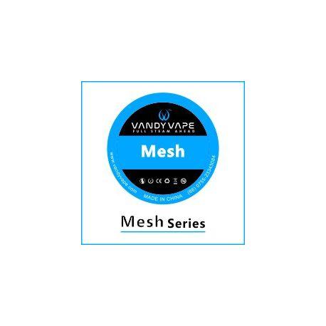 Mesh Vandy Vape SS316L - KA1 - Svapo Shop