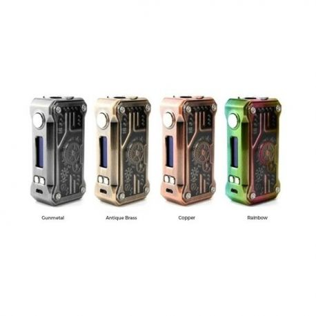 Box Mod Punk 85w Tesla - Svapo Shop