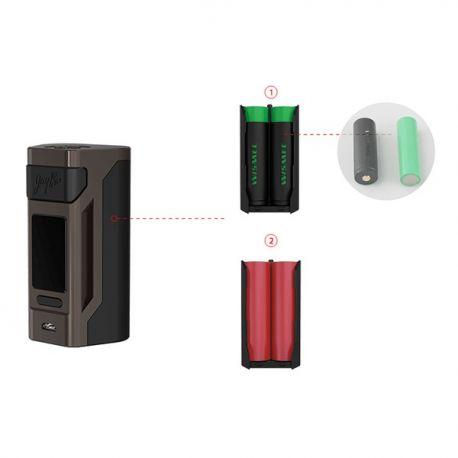 Box Reuleaux RX2 20700 Wismec - Svapo Shop