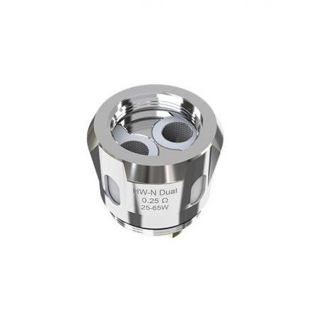 Résistances HW-N Dual (0.25 ohm) Eleaf - Svapo Shop