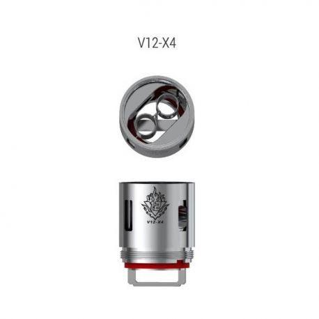 Résistances TFV12-X4 (0.15) Smok - Svapo Shop