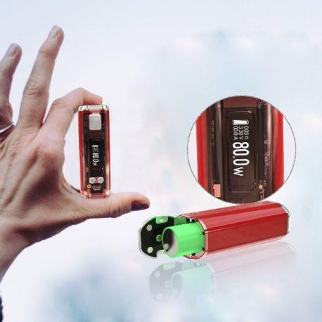 Box Sinuous V80 Wismec - Svapo Shop