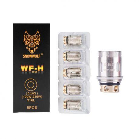 Résistance Mfeng WF-H 0.16 oHm - Snowwolf - Svapo Shop