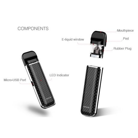 KIT NOVO POD 450MAH SMOKTECH - SVAPO SHOP