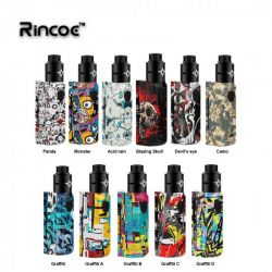 Kit Manto Mini RDA Color - Rincoe - Svapo Shop