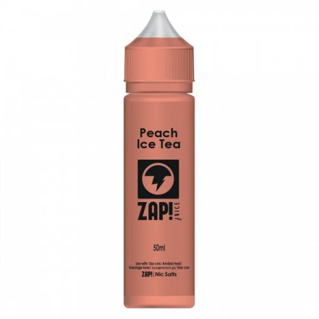 Peach Ice Tea 50ml Zap Juice - Svapo Shop