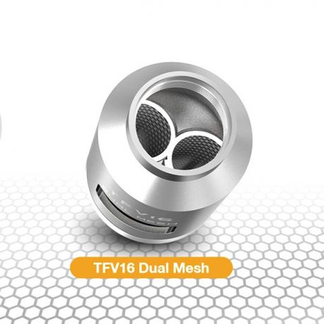Résistances TFV16 Dual Mesh (0.12ohm) Smok - Svapo Shop