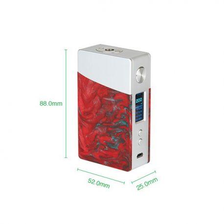 Box Mod Nova 200w Geekvape - Svapo Shop