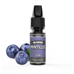 Arôme Concentré Myrtille 10ml - Mr Brewer