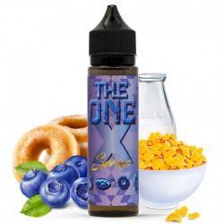 Blueberry Donut Milk 50ML - The One - Svapo Shop