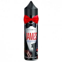 JAMES VAPE PARTY 50ML 00MG - SWOKE - SVAPO SHOP