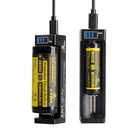 Chargeur MC1 Plus Xtar Light - Svapo Shop