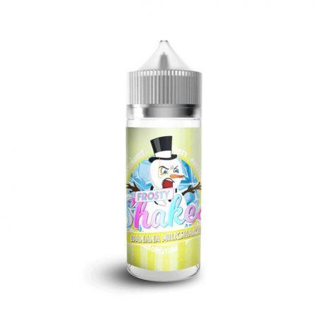 Banana Milkshake 100ml Frosty Shake by Dr Frost - Svapo Shop