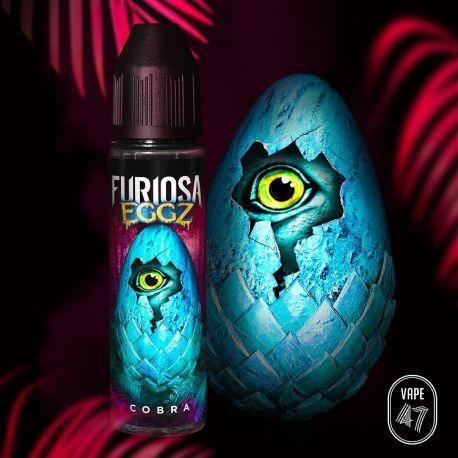 Furiosa eggz - Cobra - 50ml - Svapo Shop