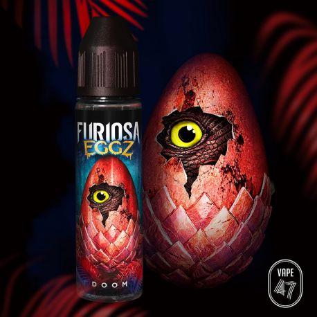 Furiosa eggz - Doom - 50ml - Svapo Shop
