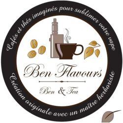 Ben flavours café - thé - svapo shop
