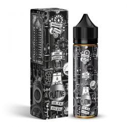 E-liquide Platine 50ml Mécanique des Fluides & Curieux - Svapo Shop