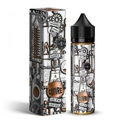 E-liquide Cuivre 50ml Mécanique des Fluides & Curieux - Svapo Shop