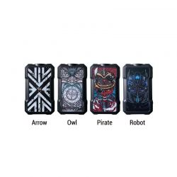 Box Jupiter 200W - FeMIVape - Svapo Shop
