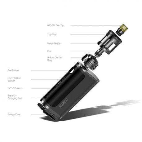 Kit Nautilus GT 3ml Aspire - Svapo Shop