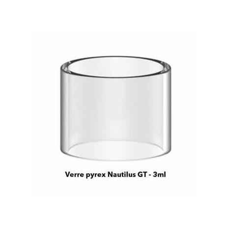 Tube Pyrex Nautilus GT 3ml Aspire - Svapo Shop