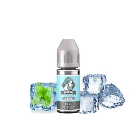 Arôme Concentré Iceberg 30ml - Mr Brewer