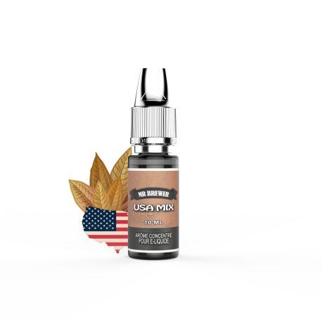 Arôme Concentré USA Mix 10ml - Mr Brewer