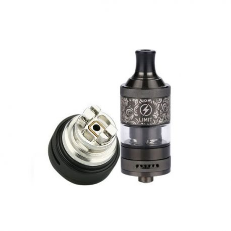 Limit Renaissance Edition MTL RTA 2ml/3ml - Kizoku - Svapo Shop